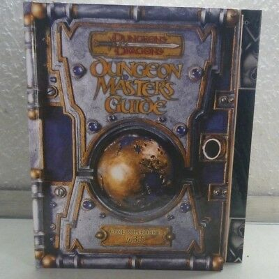 Dungeons and Dragons Dungeons Masters Guide V 3.5 D&D AD&D Regelwerk Vintage