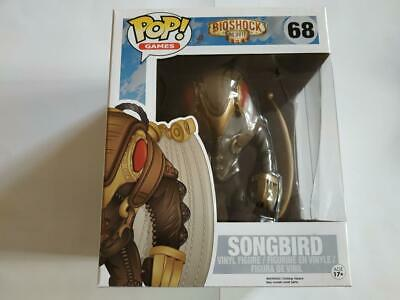 "Figurine Funko Pop! Games Bioshock Infinite 68 Songbird 15cm 6"" Super Sized"