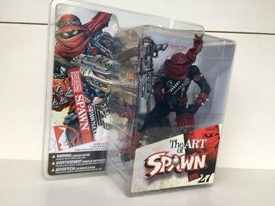 The Art of Spawn Issue 131 Cover Art Series 27 McFarlane 2005
