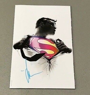 Action Comics #1000 Limited Edition Excl Jock Monochrome Virgin Variant Signed