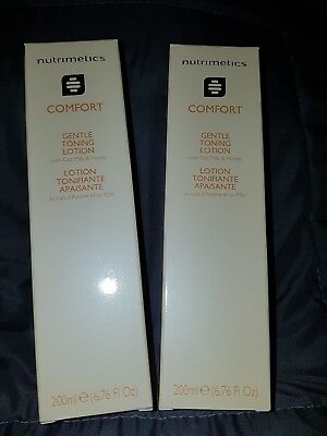 Lot de 2 Lotions tonifiantes apaisantes NUTRIMETICS