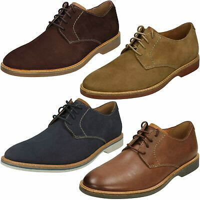 MENS CLARKS CASUAL Lace Up Shoe Atticus Lace EUR 86,84