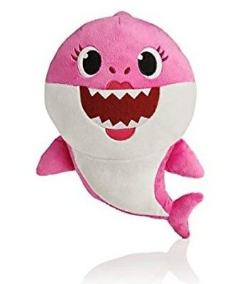 Pinkfong Baby Shark Official Song Doll Mommy Shark WowWee English version new