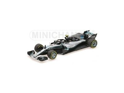 Minichamps 1/43 Mercedes Amg Petronas Formula One Team F1 W09 Eq Power+ Bottas 2