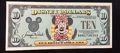 Disney Ten Dollar New Vintage