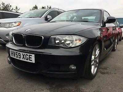 59 Bmw 118D 2.0 M-Sport Coupe - Leather, Alloys, Climate, P/sensors *1 F/owner*