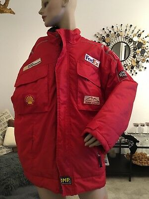 Michael Schumacher Jacke / Fan/ Motorsport/ Gr XL