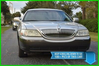 2005 Lincoln Town Car LIMITED - 71K MILES - NAVIGATION - FREE SHIPPING SALE