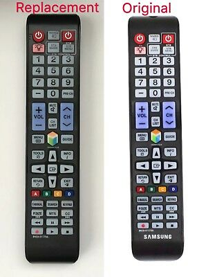 REMOTE CONTROL BN59-01179A Replace For SAMSUNG LCD LED SMART TV w backlit button