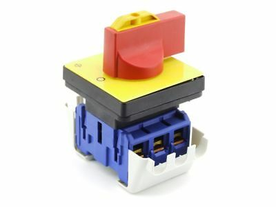 Kraus & Naimer 100A Main Switch Motor Switch Main Switch KG100C T203/D-A015