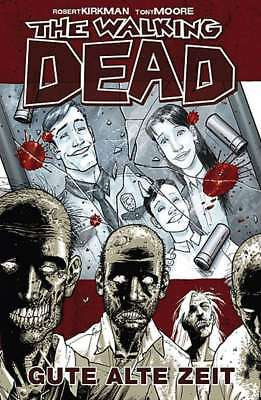 THE WALKING DEAD 1: GUTE ALTE ZEIT Robert Kirkman Cross Cult HC outcast zombies