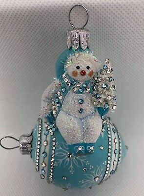 Patricia Breen Frostily/Turquoise, Milaeger's Exclusive
