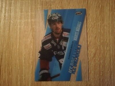 Playercard DEL 18/19 Sonderkarte ICE BREAKERS Marcel Noebels