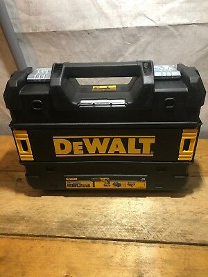 Dewalt XR 18v Brushless Sds+ Hammer Drill Case DCH033M2 CASE ONLY