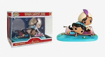 Funko Pop Movie Moments: Disney Aladdin - Magic Carpet Ride Vinyl Figures #35760