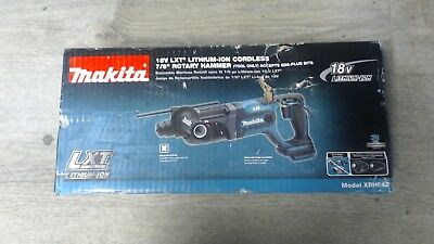 NEW MAKITA 18 VOLT  LXT  7/8'' SDS-Plus Rotary Hammer hammer