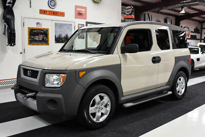 2005 Honda Element EX MANUAL 5-SPEED FWD REMOTE KEYLESS CRUISE CONT. 147552 MILES, EX, 5-SPEED MANUAL, A/C, POWER LOCKS, POWER WINDOWS, REMOTE ENTRY