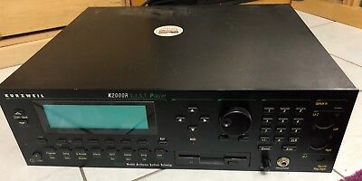 KURZWEIL K2000R V.A.S.T Player Synthesizer