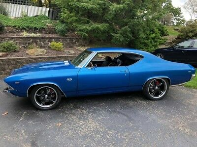 1969 Chevelle PRO TOURING-427 ENGINE-5 SPEED-4 WHEEL DISC- SEE V 1969 Chevrolet Chevelle for sale!