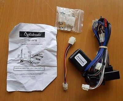 Autoleads 06-097B Telemute Lead For Mercedes