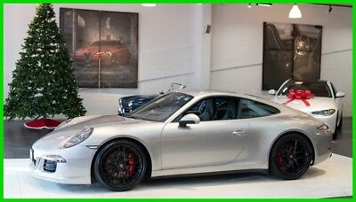 2016 Porsche 911 Carrera GTS 2016 991 GTS One-Owner 13k mi 7-Spd Manual