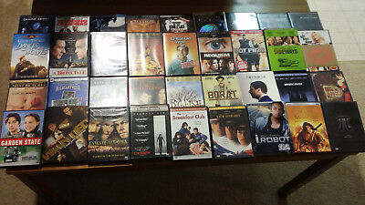 DVD collection lot variety
