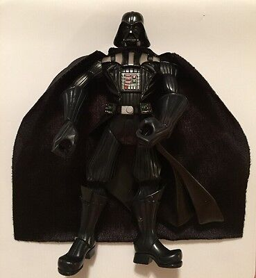 "Nice Star Wars ""Darth Vader"" 7.5"" Tall Collectible Action Figure GUC"