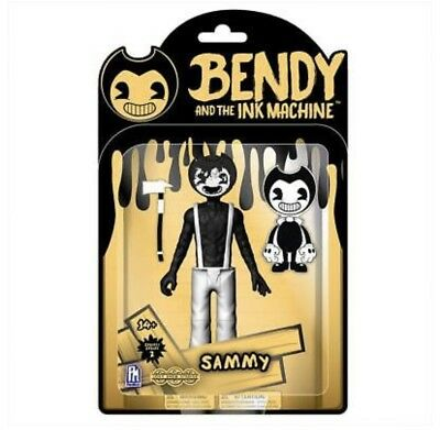 Bendy and the Ink Machine SAMMY Lawrence Action Figure Brand New 100% Authentic