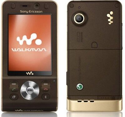 SONY ERICSSON W910i SLIDE 3G MOBILE PHONE-UNLOCKED WITH NEW CHARGAR AND WARRANTY