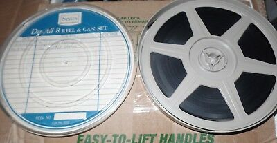 TRIP FROM PANAMA TO THE UNITED STATES, SUPER 8  Vintage Home Movie Film Reel Z34