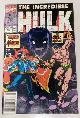 Autographed Marvel Comics The Incredible Hulk #371 (1990) Signed by Len Wein +