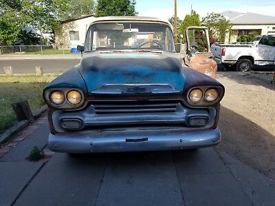 1958 Chevrolet Other Pickups 3100 1958 Chevy Apache 3100