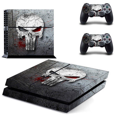 2 Controller Skins Vinyl Skin Set Non-Ironing Sony Ps4 Pro San Francisco 49rs 0176