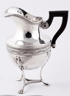 Exceptional French Charles Forgelot Sterling Silver 950 Saucier/milk Jug