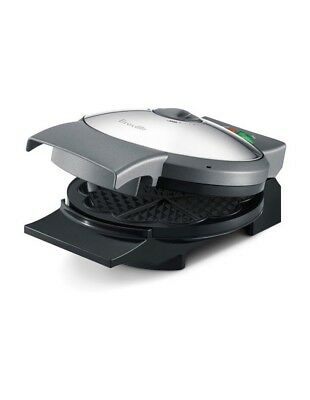 Breville the Crisp Control Waffle Maker - Brushed Stainless Steel