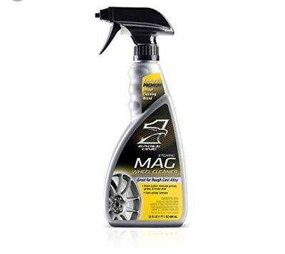 4 Eagle One Etching Mag Wheel Cleaner FOUR (23 oz.)BOTTLES - 4 Pack