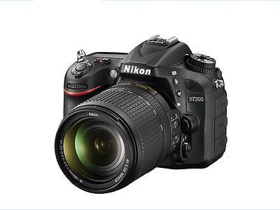 Brand new Nikon D7200 DSLR Camera w/ 18-140mm f/3.5-5.6G ED VR