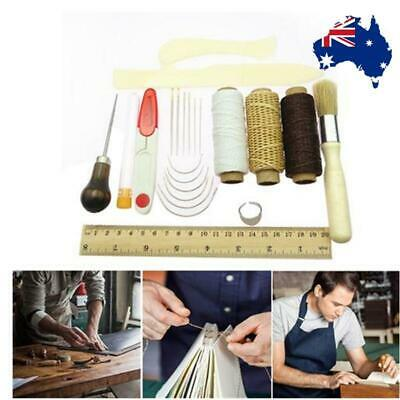 Embroidery Stitching Tool Bookbinding Tools Kit Including Needles Sewing DIY