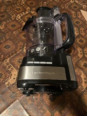 Hamilton Beach 12 Cup Stack And Snap Food Processor 70725a