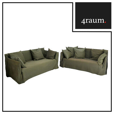 Gervasoni Ghost 12 Sofa 1v2 Designer Paola Navone Couch Modern Top
