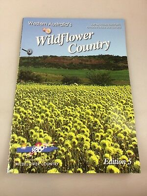 Western Australia's Windflower Country - Tourist Brochure Edition 5