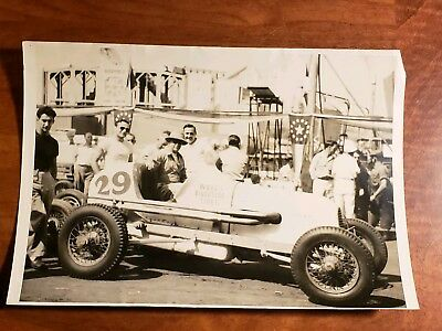 Bloomsburg Fair 1950's Race Car and Driver Bill Holland, Wards Riverside Tires