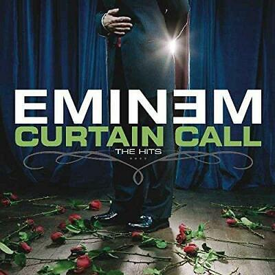 Eminem ‎– Curtain Call: The Hits (New/sealed) Cd
