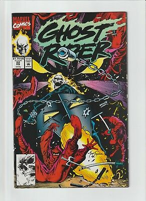 Ghost Rider 2nd Series #22 Marvel FSH  C