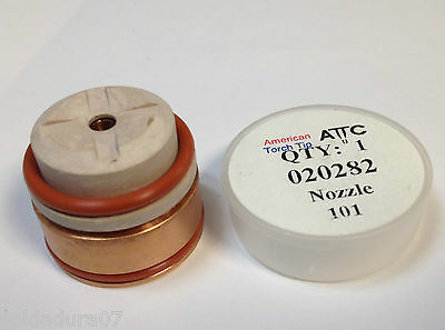 020282 Nozzles N2 for HYPERTHREM replacement Torch HT4001 PAC 600 - Made in USA