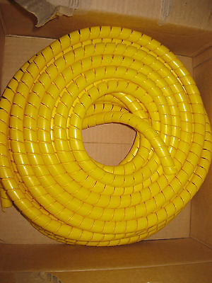 Hydraulic Hose Spiral Wrap Guard 14-20mm JCB Forestry Tractor digger jet washer