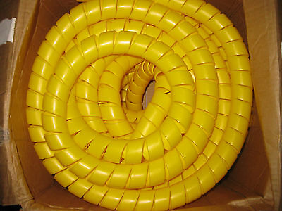 Hydraulic Hose Spiral Wrap Guard Potection 65-78mm JCB Forestry Tractor digger