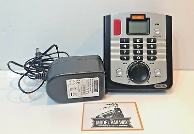 Hornby - R8213 - Dcc Select Speed Digital Controller - Used Unboxed