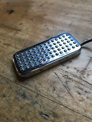Vintage 1960 Kay Electric Guitar Pancake Cheese Grater Pickup OL Project