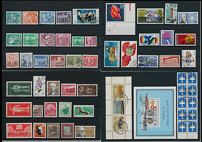 Stamps of Old Germany, DDR, Alliierte Besatzung, used,  great Lot (VQ 47)
